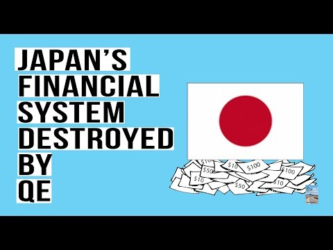 Japan Has PERMANENTLY Destroyed Their Financial System! Here's Why QE Failed