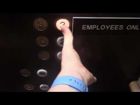 OTIS Traction Elevators @ Nordstrom, Menlo Park Mall, Edison, NJ