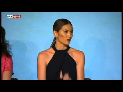 Jesinta Campbell bravely speaks about Buddy's mental health