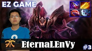 EternaLEnVy - Spectre Safelane | EZ GAME | Dota 2 Pro MMR Gameplay #3