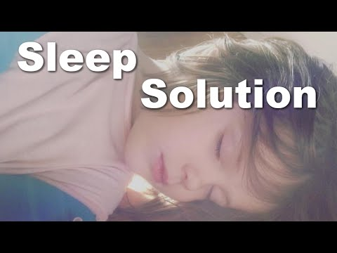 A Solution to Our Autistic Daughter's Sleep Problem?