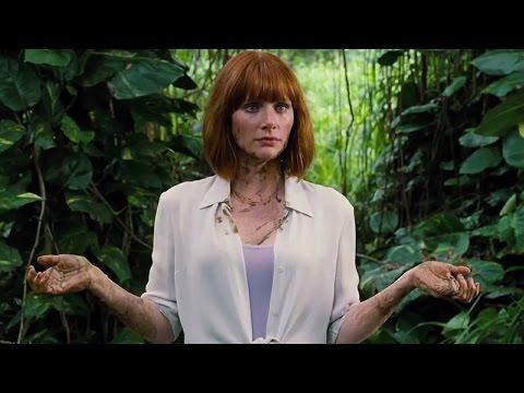 JURASSIC WORLD Deleted Scene - Dino Poop (2015) Jurassic Park 4