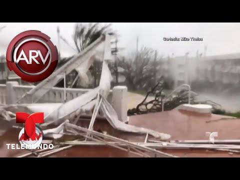 Ricardo Roselló pide atención urgente de Donald Trump   Al Rojo Vivo   Telemundo