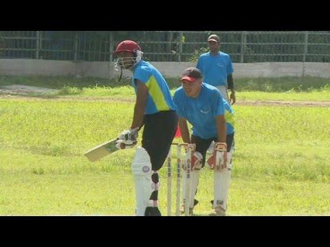 Cuba's cricket craze