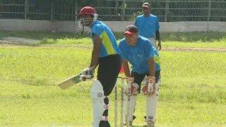 Cricket is gaining popularity in baseball-crazy Cuba, CNN's Patrick...
