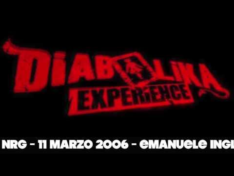 EMANUELE INGLESE Live Diabolika M2o @ Nrg - 11 Marzo 2006
