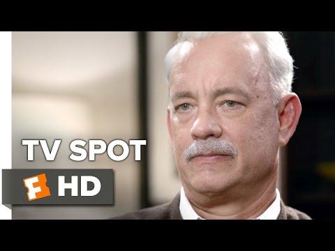 Sully TV SPOT - Miracle (2016) - Tom Hanks Movie