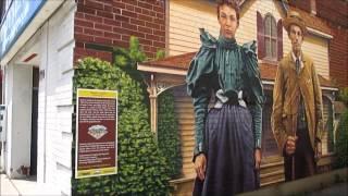 "Village of Islington: ""Ontario Gothic"" by John Kuna. Etobicoke - Toronto 2014"