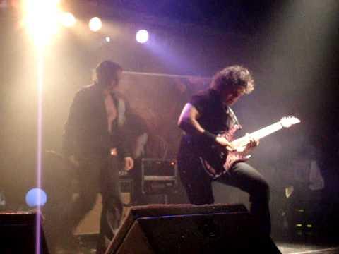 Saratoga Deja Vu Barcelona 17/04/2010