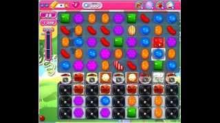 Candy Crush Saga Nivel 809 completado en español sin boosters (level 809)
