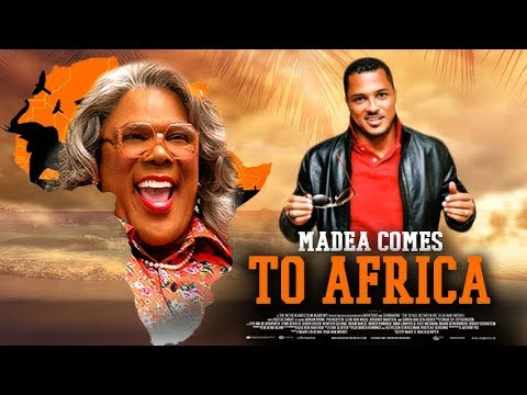 Download MADEA COMES TO AFRICA 1 (VAN VICKER) - 2020 NEW NIGERIAN MOVIES | NOLLYWOOD 2019 MOVIES
