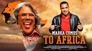 MADEA COMES TO AFRICA 1 VAN VICKER - 2020 NEW NIGERIAN MOVIES  NOLLYWOOD 2019 MOVIES