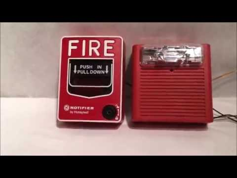 Tutorial: How To Wire A Fire Alarm To A Pull Station ... on