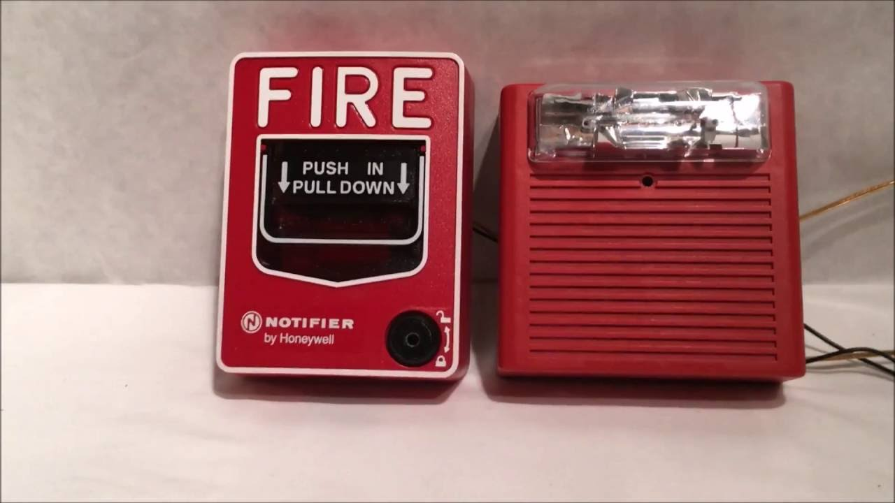 Tutorial: How To Wire A Fire Alarm To A Pull Station (Requested ...