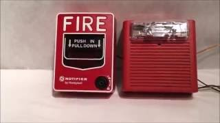 tutorial how to wire a fire alarm to a pull station requested