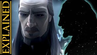 What it's like to be a force ghost as explained by qui-gon jinn
