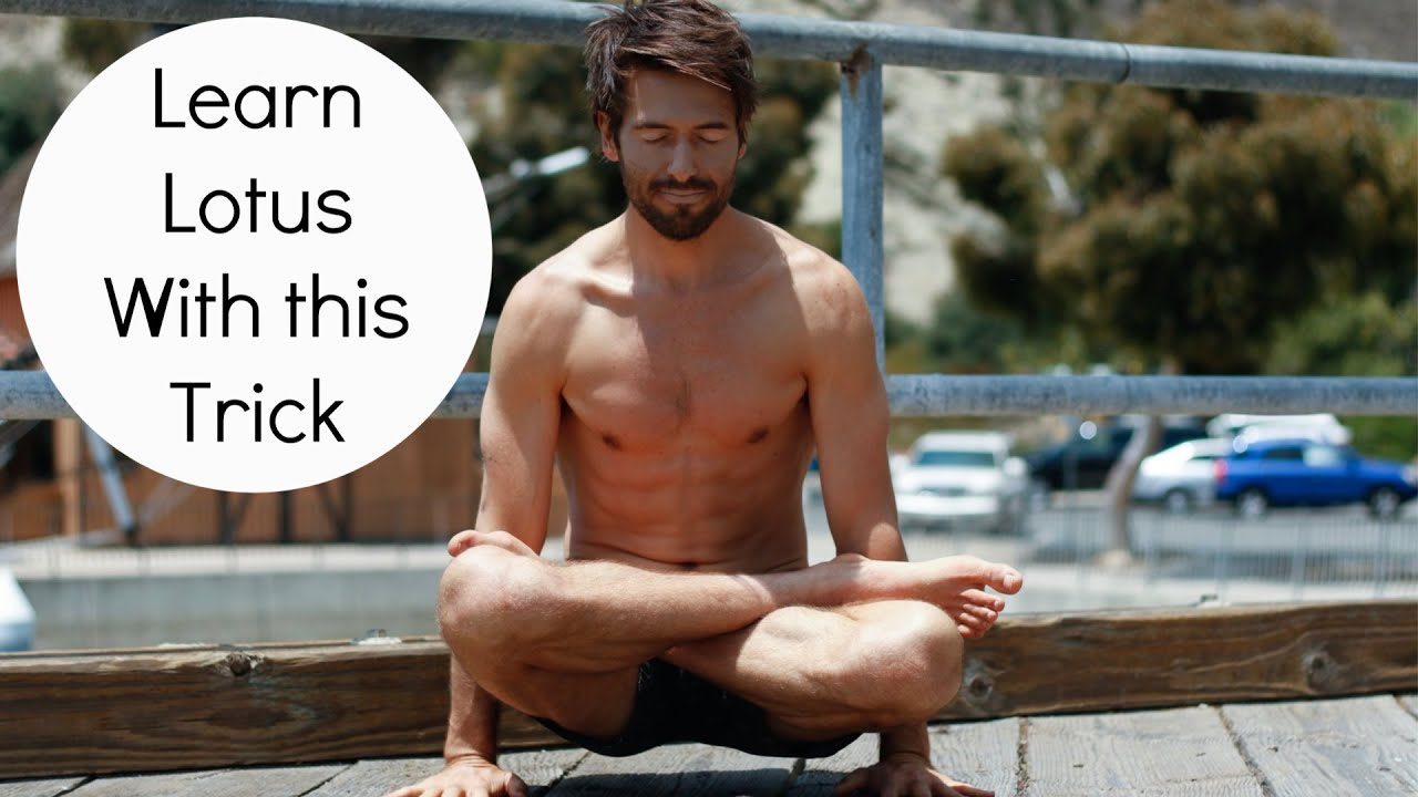 The Top 5 Poses Lotus Pose Mobility – Learn to Sit in Padmasana Full Lotus | Yoga With Tim