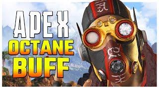 Apex Legends Octane BUFF Confirmed Coming