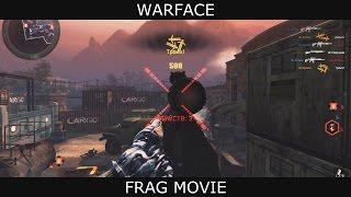 Warface: ArenaStars Clan War Frag Movie by Эрзей