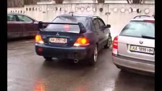 Уроки вождения - Инструктор женщина - Передачи.