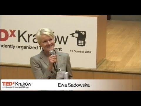 TEDxKrakow - Ewa Sadowska - Creation of Integration Centers for Intra EU-migrants