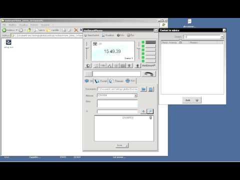 Invio fax da Softphone Orchestra NG - VoiSmart Unified Communication
