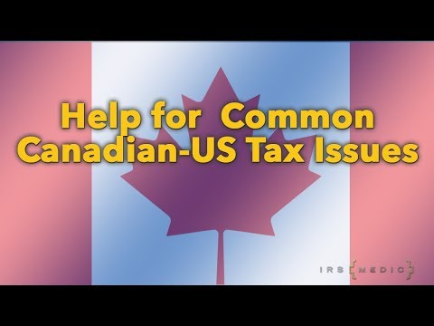 US/Canada Expats: How to fix FACTA FBAR tax issues 🇨🇦