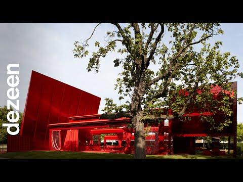 Serpentine Gallery Pavilion 2010 by Jean Nouvel