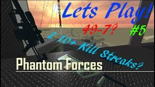 ROBLOX Phantom Forces Lets Play Episode #5