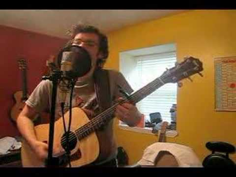 Ben Clark - Violet Hill (Coldplay acoustic cover)