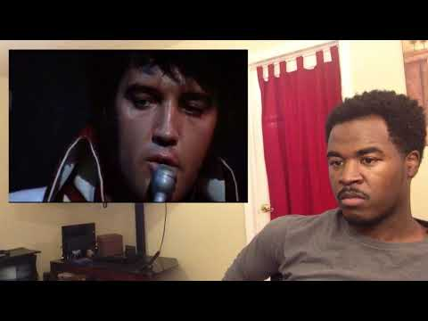 Elvis Presley-In the Ghetto-Reaction