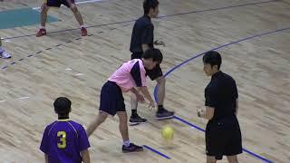 【ハンドボール】2018年全国高校選抜大会北海道予選会 男子準々決勝 市立函館X釧路工業