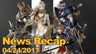 MMOs.com Weekly News Recap #92 April 24, 2017
