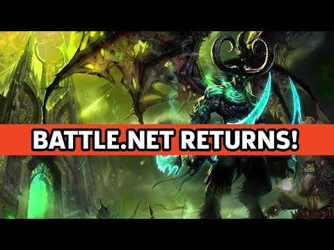 Final Fantasy XV's VR Shooter Won't Come Out & Battle.net Returns! - GS News Roundup
