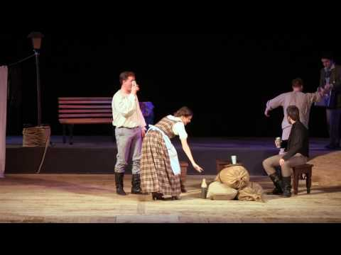 "Giacomo Puccini ""Il Tabarro"" (Kyiv 2017, opera director: Olexandr Spivakovsky)"