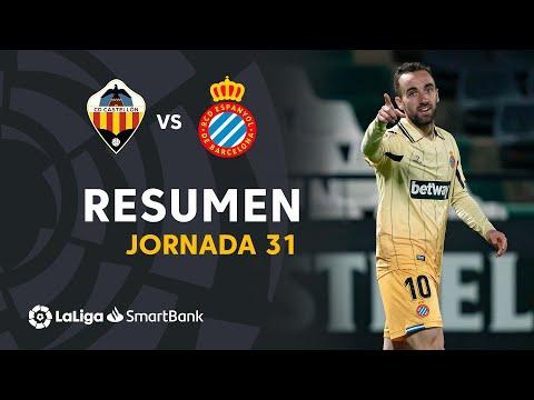 Castellon Espanyol Goals And Highlights