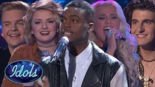 Video American Idol TOP FINAL 5! Who Made It Through On American Idol 2018! Idols Global download MP3, 3GP, MP4, WEBM, AVI, FLV Mei 2018
