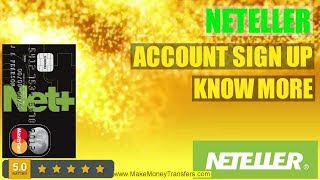HOW TO VERIFY NETTELER ACCOUNT 💰 How To Open A Neteller Account And Verify It.