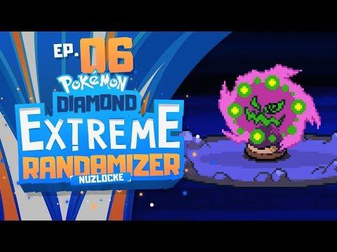 CATCHING TONS OF POKEMON! | Pokemon Diamond EXTREME Randomizer Nuzlocke Part 6
