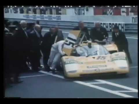 Porsche 917 at LeMans