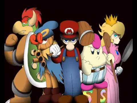 Super Mario RPG: Waltz of the Forest  full