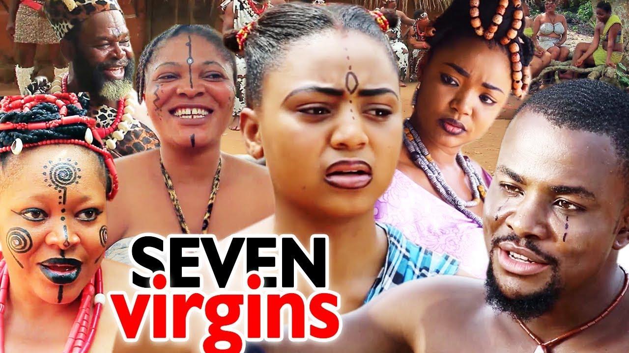 "Download New Movie Alert ""SEVEN VIRGINS"" Season 1&2 - (Regina Daniels) 2019 Latest Nollywood Epic Movie"