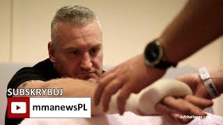 """Peter Graham o emeryturze: """"Interesowała mnie wyłącznie walka o mistrzostwo świata MMA."""" [PL]"""