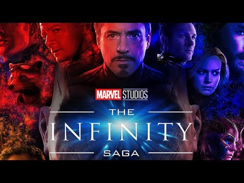 Play THE INFINITY SAGA OFFICIAL TRAILER REVEALED MARVEL STUDIOS