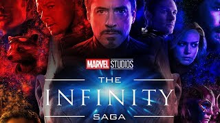 THE INFINITY SAGA OFFICIAL TRAILER REVEALED MARVEL STUDIOS