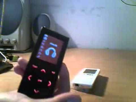 coby vs camex mp3 players pt 169
