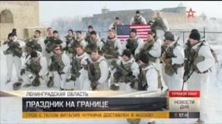 Российские военные устроили состязания на глазах у НАТО