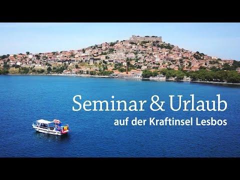 Robert Betz - Seminar & Urlaub auf der Kraftinsel Lesbos