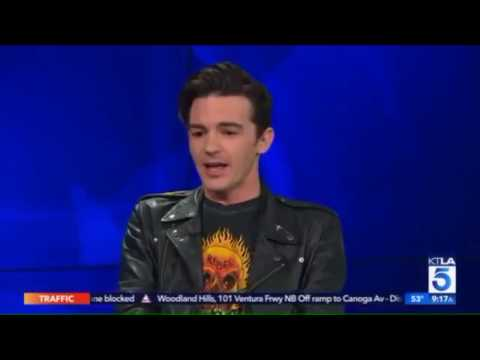 Drake Bell: About Drake & Josh Reunion, and more! - Interview on KTLA 5 2017 #whereswalter