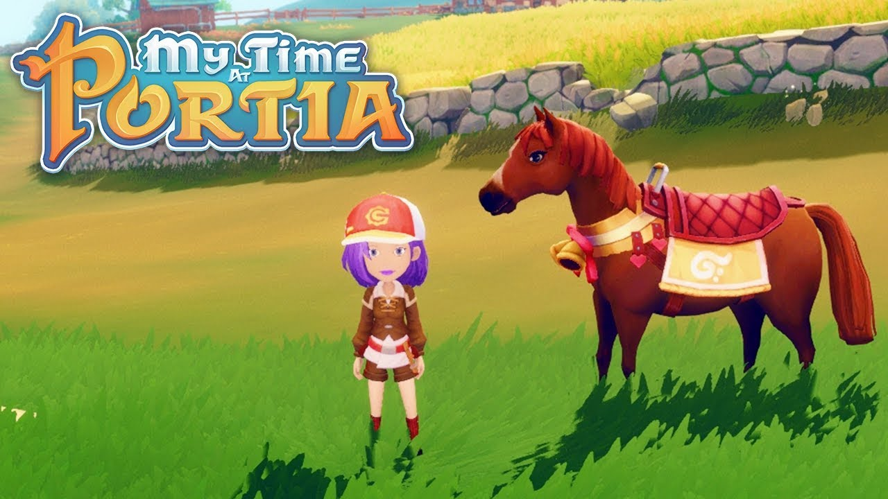 Look At My Horse My Time At Portia Alpha 50 Part 120